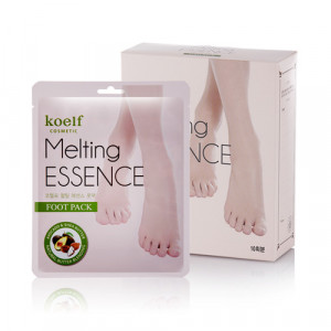 Маска для ног KOELF Melting Essence Foot Pack 16g x 10 шт