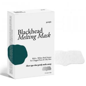 Таюча маска для носа проти чорних точок PETITFEE Blackhead Melting Mask 2.5ml - 5шт