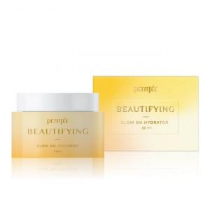 Крем-бустер для обличчя з олією вечірньої примули PETITFEE Beautifying Glow On Hydration 50ml